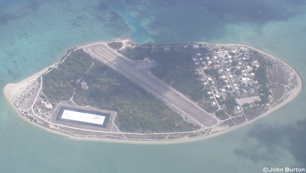 Warraber Island Airport