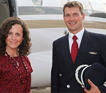Adam and Carol of PrivateFly