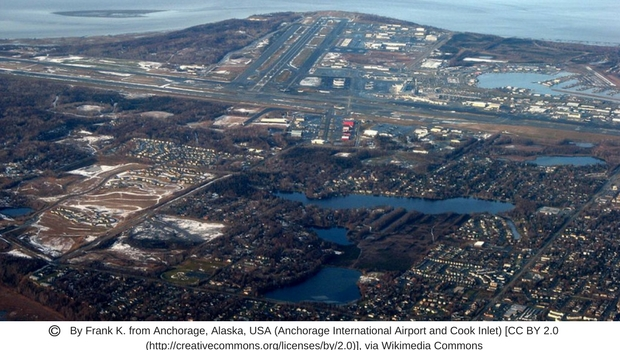 Ted Stevens Anchorage Airport