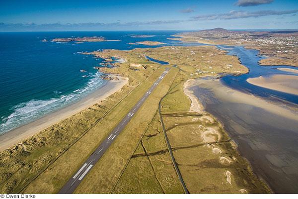 Aéroport de Donegal
