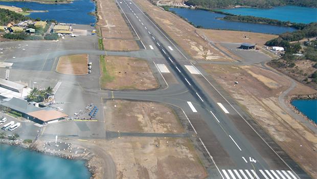 Hamilton Island Airport
