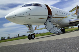 Europe private jet airport