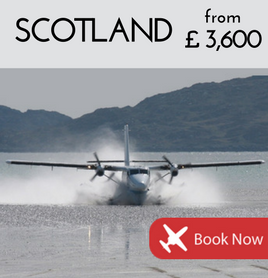 Fly to Scotland from £7,300