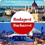 Bucharest or Budapest?