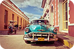 Private jet travel to Cuba
