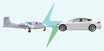 Electric Planes vs Electric Cars