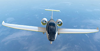 First electric jet ready for take off