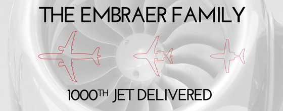 The Embraer family