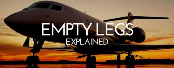 Empty legs explained