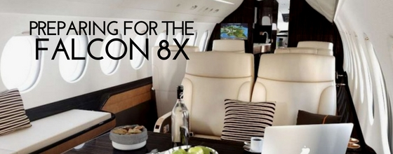 VIDEO: INSIDE THE FALCON 7X