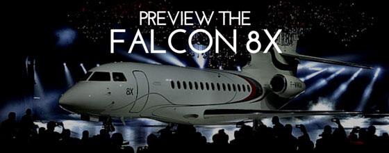 Meet the Falcon jet family