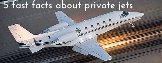 The A-Z of private jets