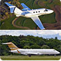 Favourite private jet flights