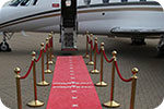 Film festivals by private jet