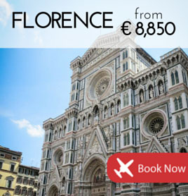 Fly to Florence from £9 850