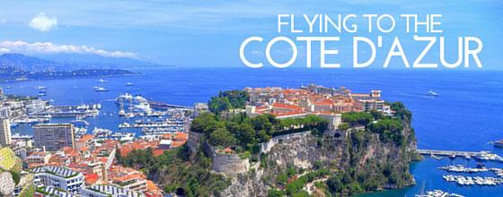 Cote d'Azur airports