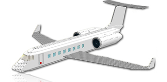 From Lego to private jets