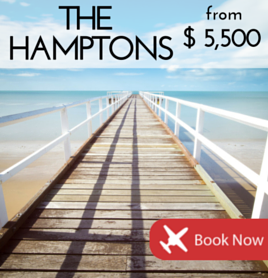 Fly to the Hamptons from $5,500