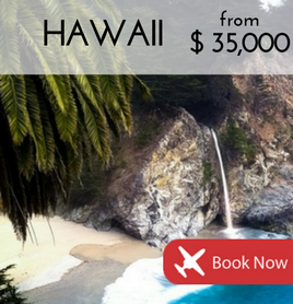 Fly to Hawaii from $5,140