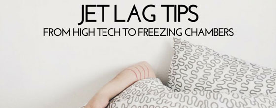 Latest jet lag tips