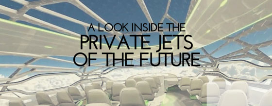 What will future private jets look like?