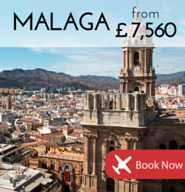 Fly to Malaga from £4 020