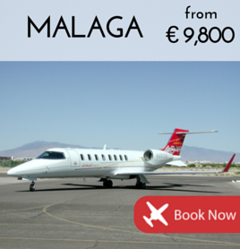 Fly to Malaga from €9,800