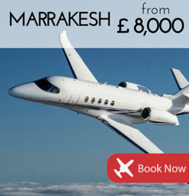 Fly to Marrakech from £4 020