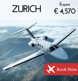 Fly to Zurich from €4,060