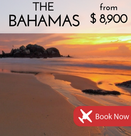 Fly to Nassau from $8,900