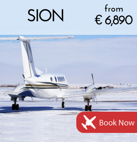 Fly to Sion from £5,710