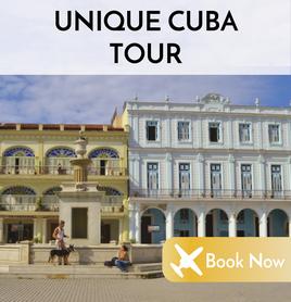 Unique Cuba Tour