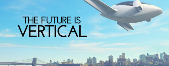VTOL the aviation future is vertical