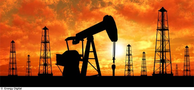 Oil and gas Petroleum week
