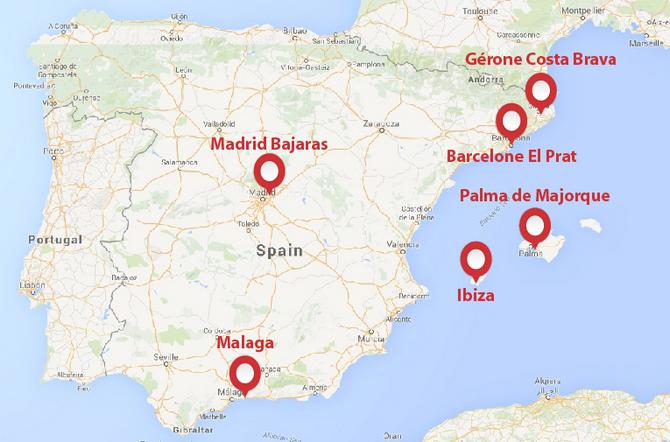 Les Villes Du Sud De L Espagne