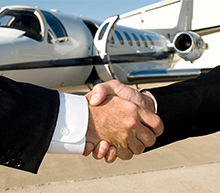 Top private jet routes that mean business