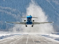 de-icing for private jets