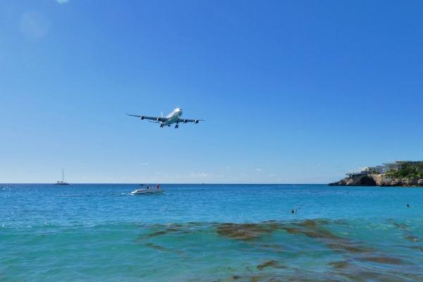 St Maarten Airport