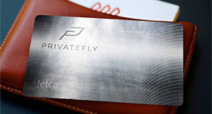 Private Jet Card