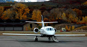 Business Aviation Flights for the Oil & Gas Sector