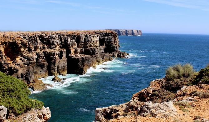 L'Algarve au Portugal en jet privé