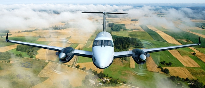 Le BE90 King Air