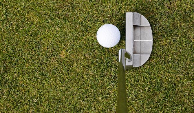 Golf en jet privé