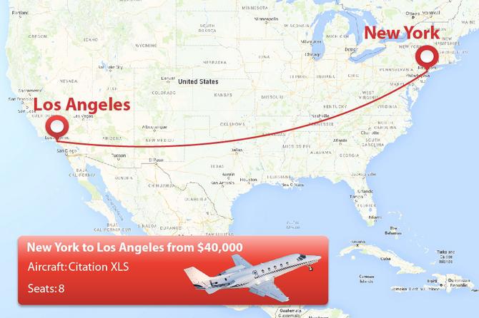 promo code 0b2df e5871 New York to Los Angeles
