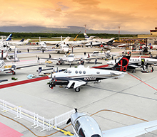 EBACE: European Business Aviation Convention & Exhibition
