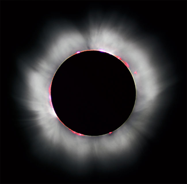 Solar Eclipse 2015