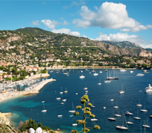 Film and Formula 1 in the French Riviera