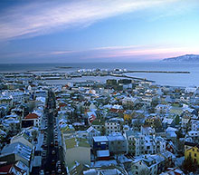Private Jet Travel to and from Iceland