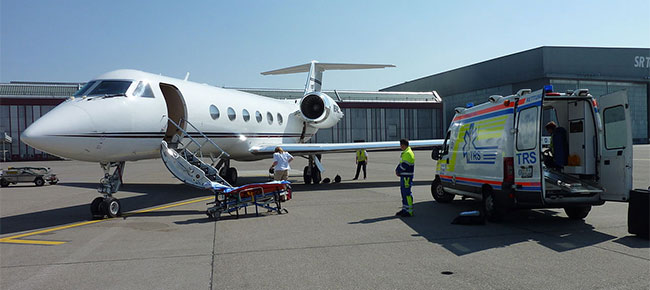 Medevac Amp Air Ambulance Charter  PrivateFly