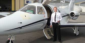 Arthur Montibert and Eclipse 500